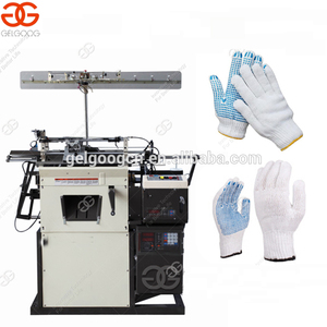 Industrial Knitted Automatic Cotton Hand Working Gloves Making Machinery Automatic Seamless Glove Knitting Machine Price