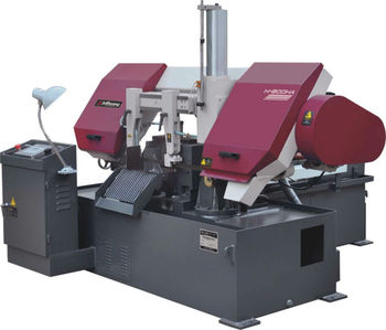 Fully automatic band sawing machine
