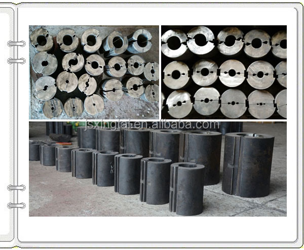 Hydraulic Steel Wire Rope Swaging Machines To Make Pressed Wire Rope ...