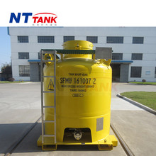 Factory price special designed liquid transport IBC tank container