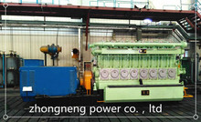 China good quality nature gas generator sets