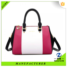 promotional cheap dual purpose long strap fashion PU china handbag wholesalers for women