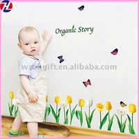 butterfly wall sticker living room for kid
