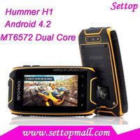 waterproof hummer h1 android smart phone