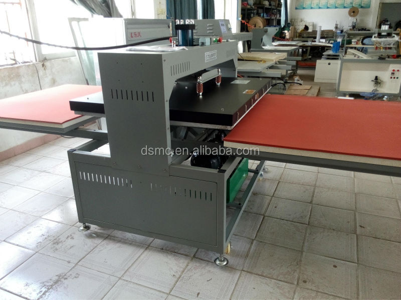 2017 hot DSMC Double Working -Positiong Heat Press Transfer Machine ,Heat Sublimation Machine
