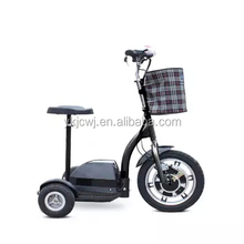 electric motor scooters for adults 40KM adult 3 wheel electric bicycle