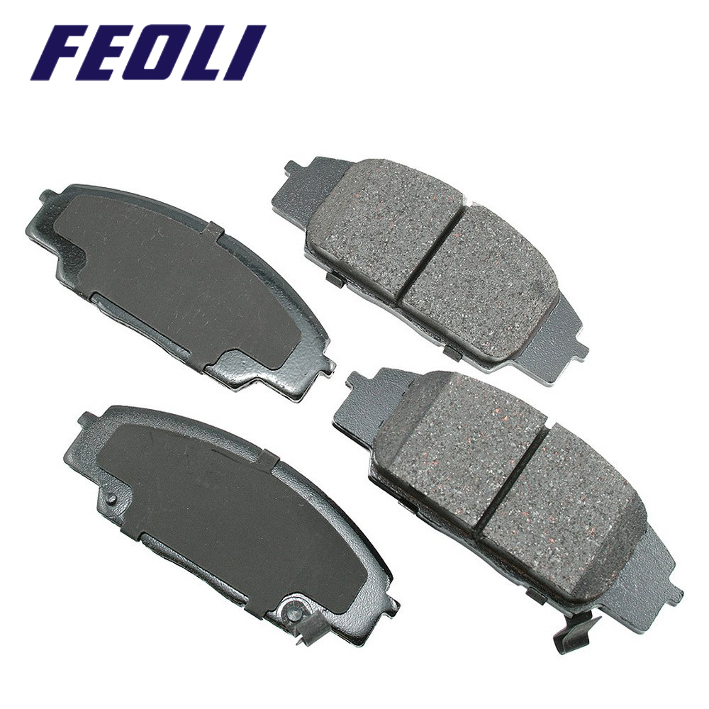 Brake Pad 58101-07A20 for Hyundai i10 i20 Chinese Factory of Brake Parts