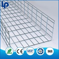 Acid Washing Stainless good price wire mesh cable tray manufacturer
