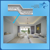 Star Hotel/Theater Use Plaster Gypsum Window Door Mouldings