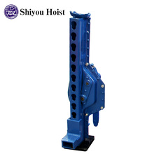 5T to 20T roted lifting weight Mechanical steel jack manual jacks