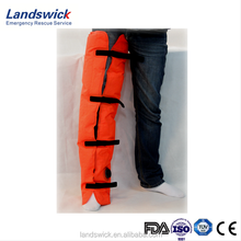 waterproof vacuum leg splint for emergency management LSK-4A01