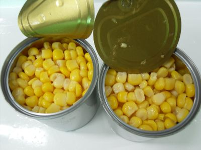 Best Sell 340g canned sweet corn Lowest price