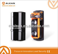 waterproof photoelectric sensors active photo beam detectors in wired and wireless burglar alarm security system