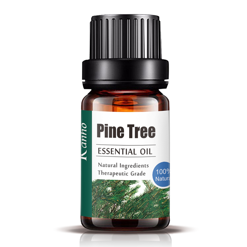 Kanho 10ml Therapeutic Grade 100% Natural Pine Tree essential <strong>oil</strong> OEM/OBM