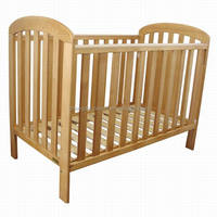 baby crib, Child Craft 2 in 1 wood baby cot