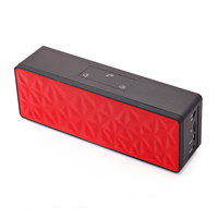 2016 hot selling water cube N16 Bluetooth speaker Stereo Audio With TF Card /FM Radio Touch Button