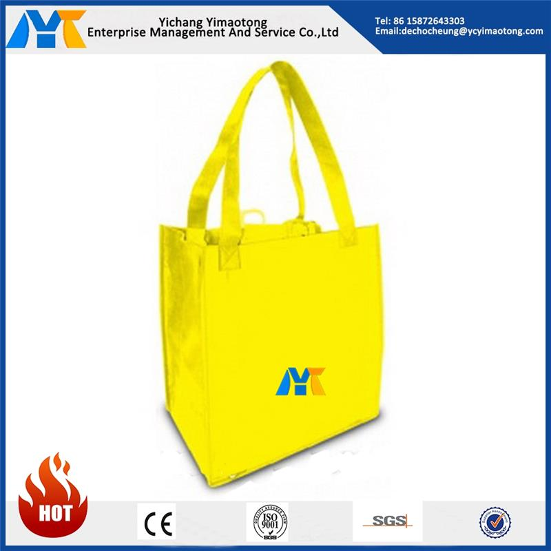 Hot selling promotion non woven bag with low price