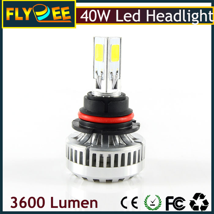 new generation 40w 3600 lumen COB A336 A340 h1 h3 h4 h7 h11 9004 9005 881 9007 led headlight for toyota crown
