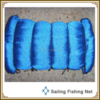 china high quality polyester fishing net