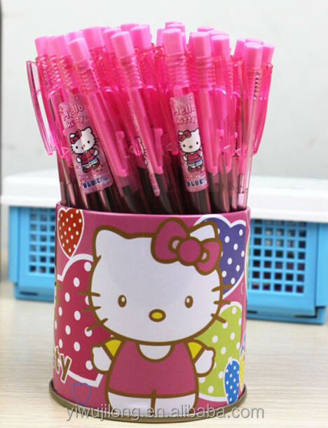 Many design cartoon design advertise ballpoint pen good for school