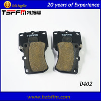 high stable coefficient friction low metal brake lining