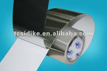 Heat Resistance Aluminum Foil Adhesive Tape for HVAC Industry