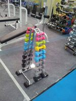 New arrival OEM design dumbbell and barbell from China