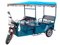 hot sale battery rickshaw for india market ,electric tricycle ,powerful and strong