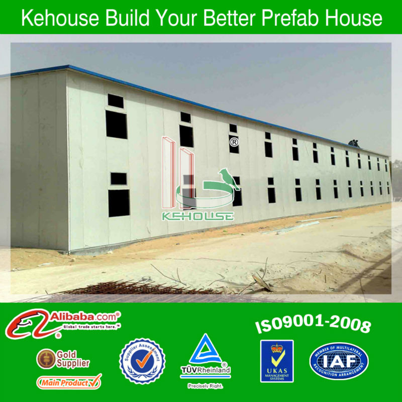 Prefab steel structure homes /temporary site office