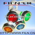 FL1-04 10mm install hole ,100 pcs per bag , 220V,12V 24v led pilot light