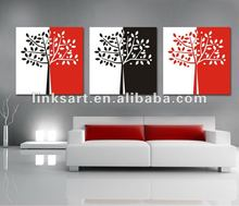 group abstract canvas print painting