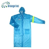 Plastic Adult and Children rain poncho