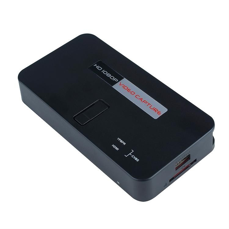 HD Game Capture with YPBPR HDMI Video Recorder ezcap284