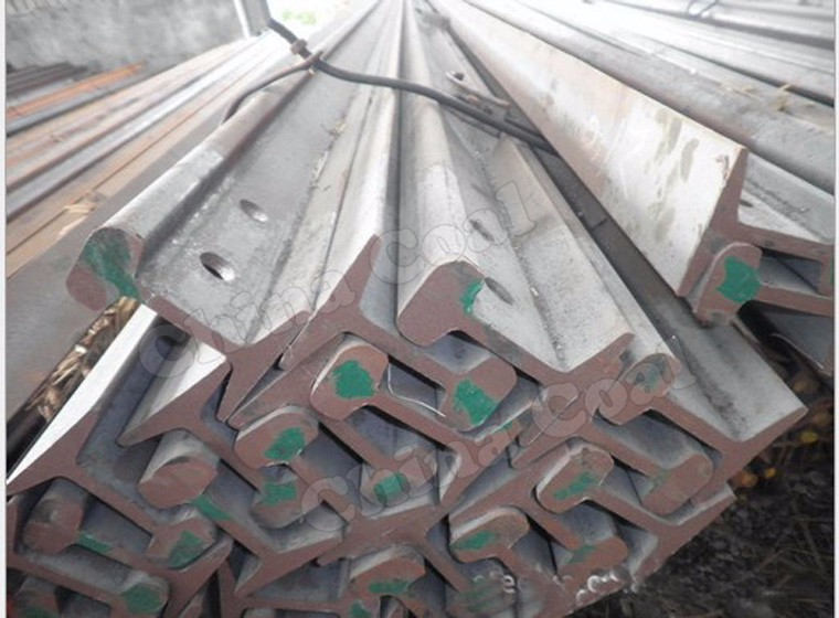 High Quality Q235 55Q Heavy Duty Steel Crane Rail For Railway