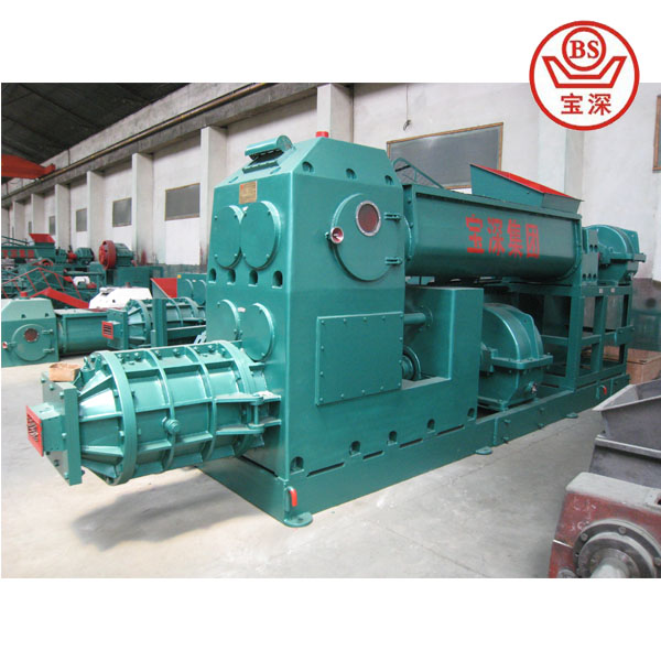 River sand brick making machine in brick line