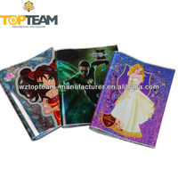 Holographic Printed PP Book Cover
