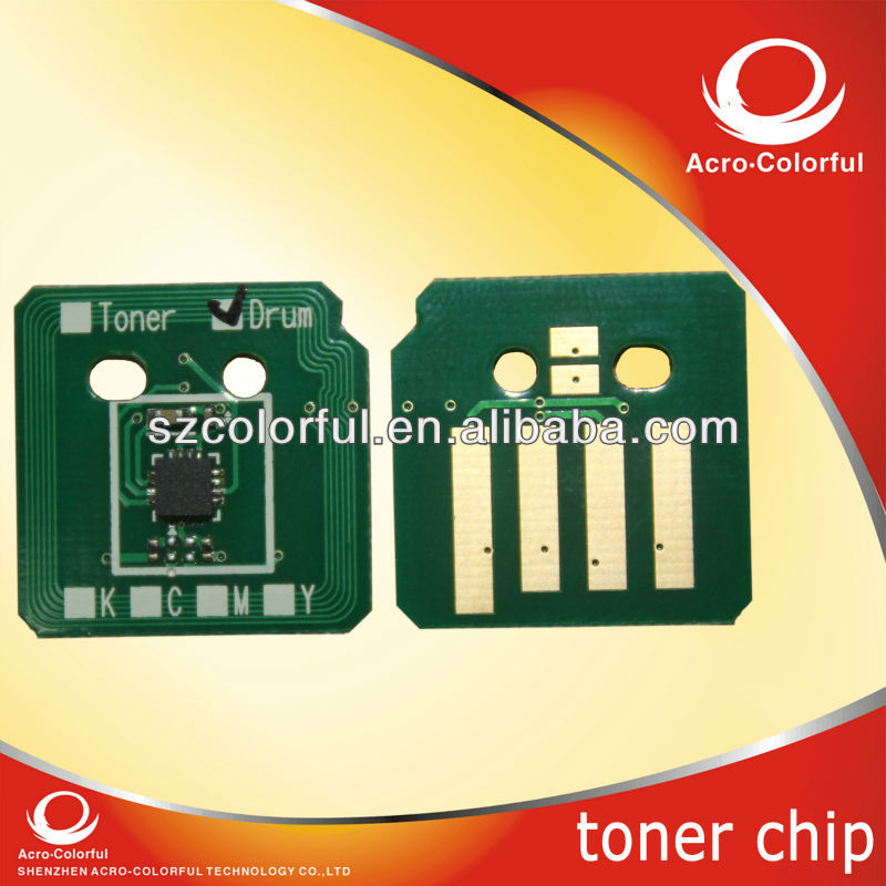 For Xerox WorkCentre 7120 7125 printer chip reset cartridge for Xerox wc 7120 toner chip
