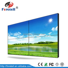 Foretell 55 Inch Super Slim LCD Video Wall,Ultra Narrow Splicing Screen (FT-P5553SH-E)