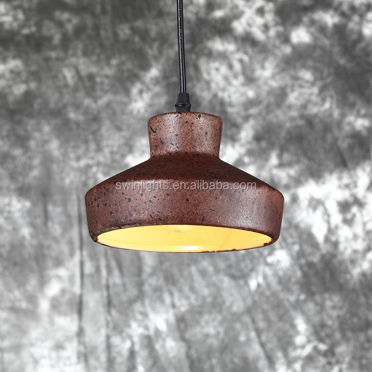 Best selling high quality loft industrial pendant light/lamp with CE ROHS from china supplier