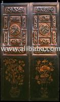 18th Century Carved Doors