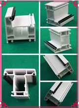 Durable Extrusion upvc profile for PVC window and door