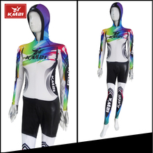 women one piece ski suits speed skating suit with cut protection