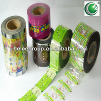 sachets film in roll