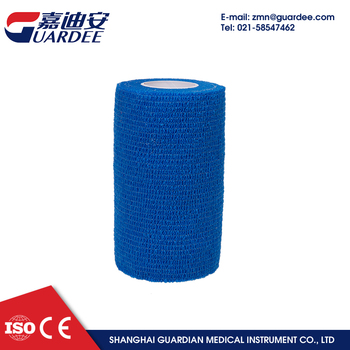 Self Sticky Non Woven Elastic Cohesive Bandage