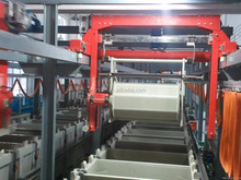 De Zinc Placage Machine/Galvanisé Galvanoplastie Machine