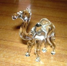 GLASS CAMEL ( for promotional or decoration purpose)