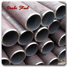 rubber coated pipe galvanized steel pipe for bolier