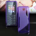 New pattern S Line soft TPU case cover for Nokia 108