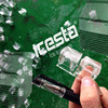 ICESTA Large Ice Cube Machine For