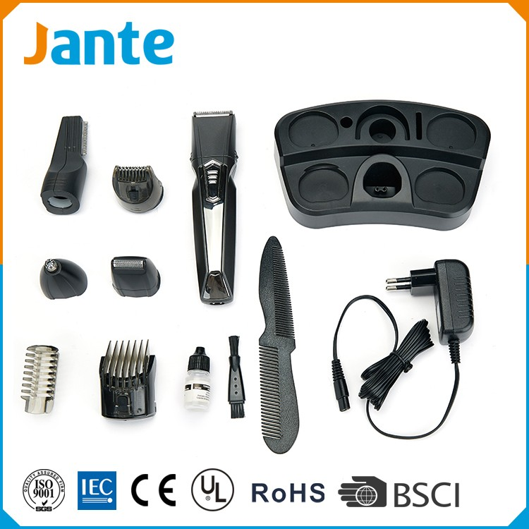 JANTE Latest Products In Market Electric Switch Blade Dc Motor Hair Trimmer